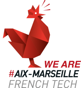 Logo We are Aix-Marseille French Tech